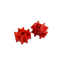 Cross Connector for Plastic Bars