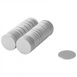 Neodymium Disc Magnet 18x1 Thick N38