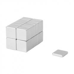 Neodymium Block Magnet 10x10x2 Thick N38