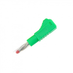 4MM Green Banana Plug Retractable Plug