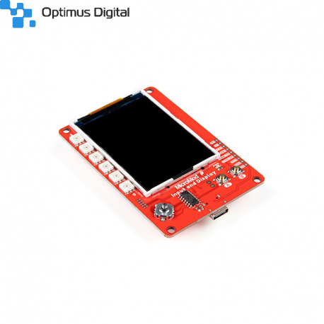 SparkFun MicroMod Input and Display Carrier Board