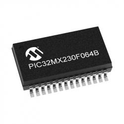 PIC32MX230F064B-I/SS