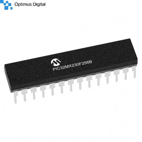 PIC32MX230F256B-I/SP