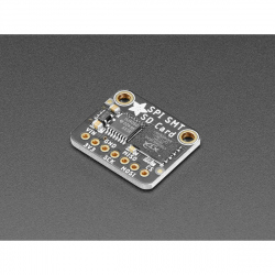 Adafruit SPI Flash SD Card - XTSD 512 MB