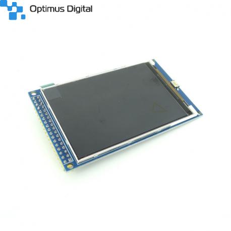 3.5'' LCD Shield for Arduino MEGA