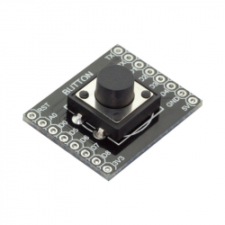 WIFI D1 mini - shield Button