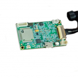 Amp'ed RF WiFi Camera Module - WFV-3918V3P0 - Broken seal