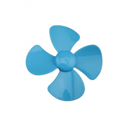 60 mm Blue Propeller