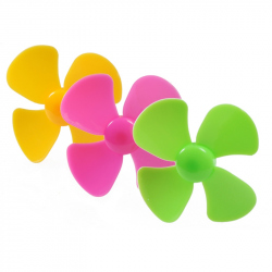 40 mm Yellow Propeller