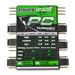 Turnigy Multistar ESC Programming Card
