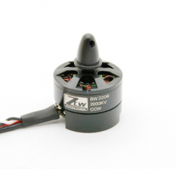 Black Widow 2206 2000KV With Built-In ESC CCW Brushless Motor