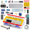 Wireless Super Starter Kit with ESP8266 (Programmable with Arduino IDE) - Damaged Box