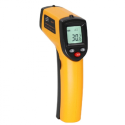 Digital Thermometer with Infrared