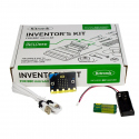 Inventor's Kit for the BBC micro:bit (micro:bit V2 included)