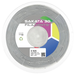 X-920 FILAMENT 1,75mm 450g GREY CHALK