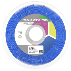 X-920 FILAMENT 1,75mm 450g BLUE CHALK