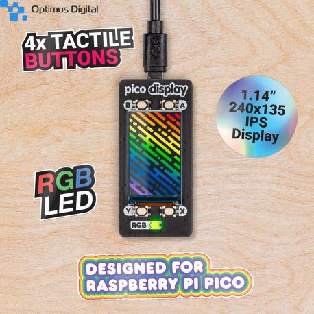 Pico Display Pack