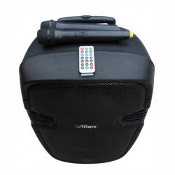 2115AUS-CB Active ABS Enclosure for 15'' Speakers