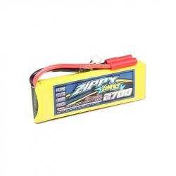 Compact LiPo Zippy 7.4V 2700 mAh 25C Battery