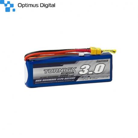 Turnigy 3000 mah 3s 20c Lipo Pack W/XT-60