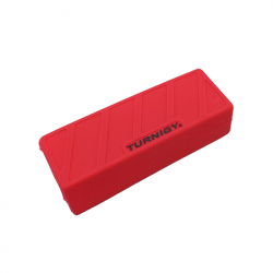 Silicone Red Case for Lipo Battery (1600-2200mAh 3S-4S) 110 x 35 x 25 mm