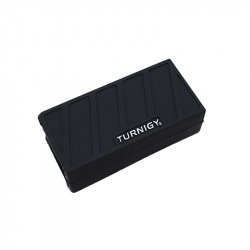 Silicone Black Case for Lipo Battery (1000-1300mAh 3S) 74 x 36 x 21 mm