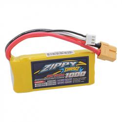 LiPo Zippy Compact 1000 mAh 2S 25C Battery (7.4 V)