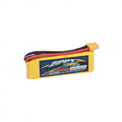 2200 mAh 2S 25C Compact LiPo ZIPPY Battery