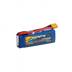 ZIPPY Flightmax 2200mAh 2S1P 40C Battery