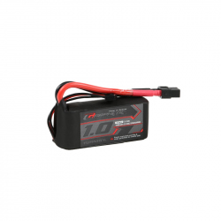 LiPo Turnigy Graphene Battery 1000 mAh 2S 65C with XT60 Connector