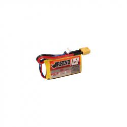 LiPo Rhino 1050 mAh 2S 40C Battery (7.4 V)