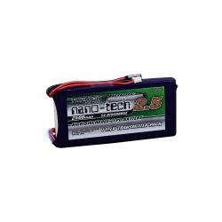 LiPo Turnigy 11.1V 2500 mAh 5-10C  Battery - For Broadcaster