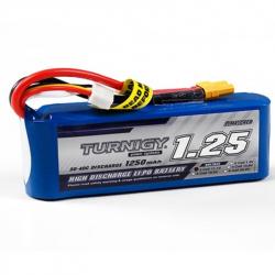 LiPo Turnigy 1250 mAh 3S 30C Battery (11.1 V)