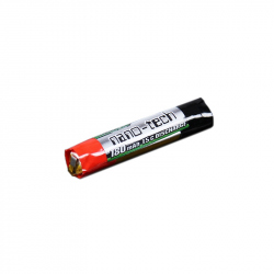 Cylindrical LiPo Turnigy  Nano-Tech  3.7V 180 mAh 15C Battery