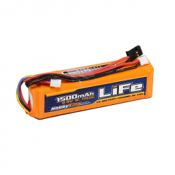 LiFe HobbyKing Battery for Transmitter 1500mAh 3S (9.9 V)