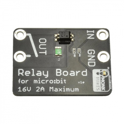 Low Voltage Relay for micro:bit (Solid State)