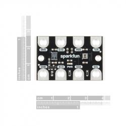 SparkFun gator:environment - micro:bit Accessory Board