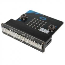 micro:pixel Edge 1x10 WS2812B Board for micro:bit
