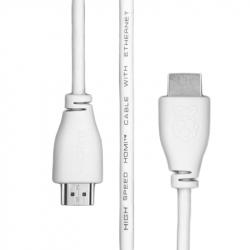 Raspberry Pi HDMI-HDMI Cable 1 m
