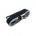 Black Micro USB Cable 1.3 m