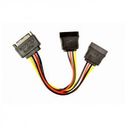 SATA Power Splitter Cable, 0.15 m
