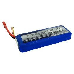5000 mAh 3S 20C  LiPo Turnigy Battery