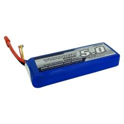 5000 mAh 3S 20C  LiPo Turnigy Battery