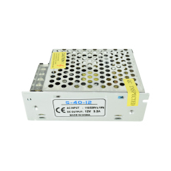 Switched Mode Power Supply 12 V 3 A (36 W)