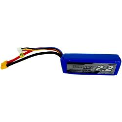 2200 mAh 3S 20C LiPo Turnigy Battery
