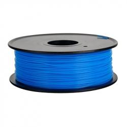 1.75 mm, 1kg PLA Filament For 3D Printer - Fluorescent Blue