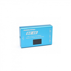 DC- 4S Charger For Lipo 2S-4S Battery (30 W With Balance)