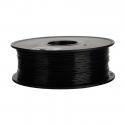 3D PETG Filament 1.75 mm 1 kg - Black