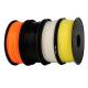 3D PETG Filament 1.75 mm 1 kg - Yellow