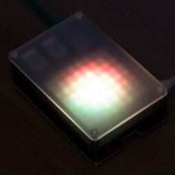 Pibow Frosted Diffusion Layer For Raspberry Pi Case